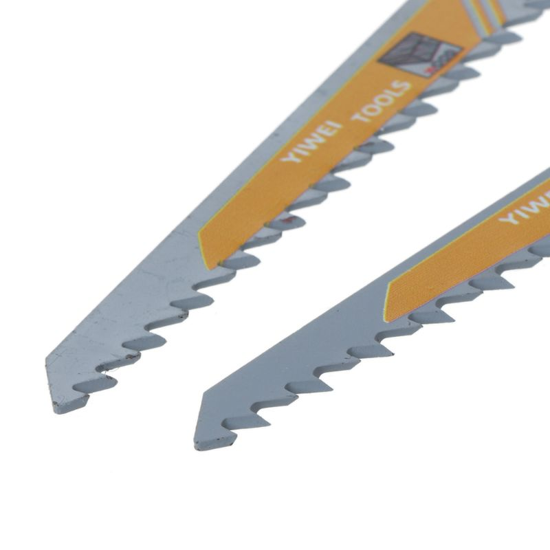 2PCS Durable HCS Reciprocating Sabre Saw Blades Set For Cutting Metal Professional S644D Blade Kit Tools 83XA