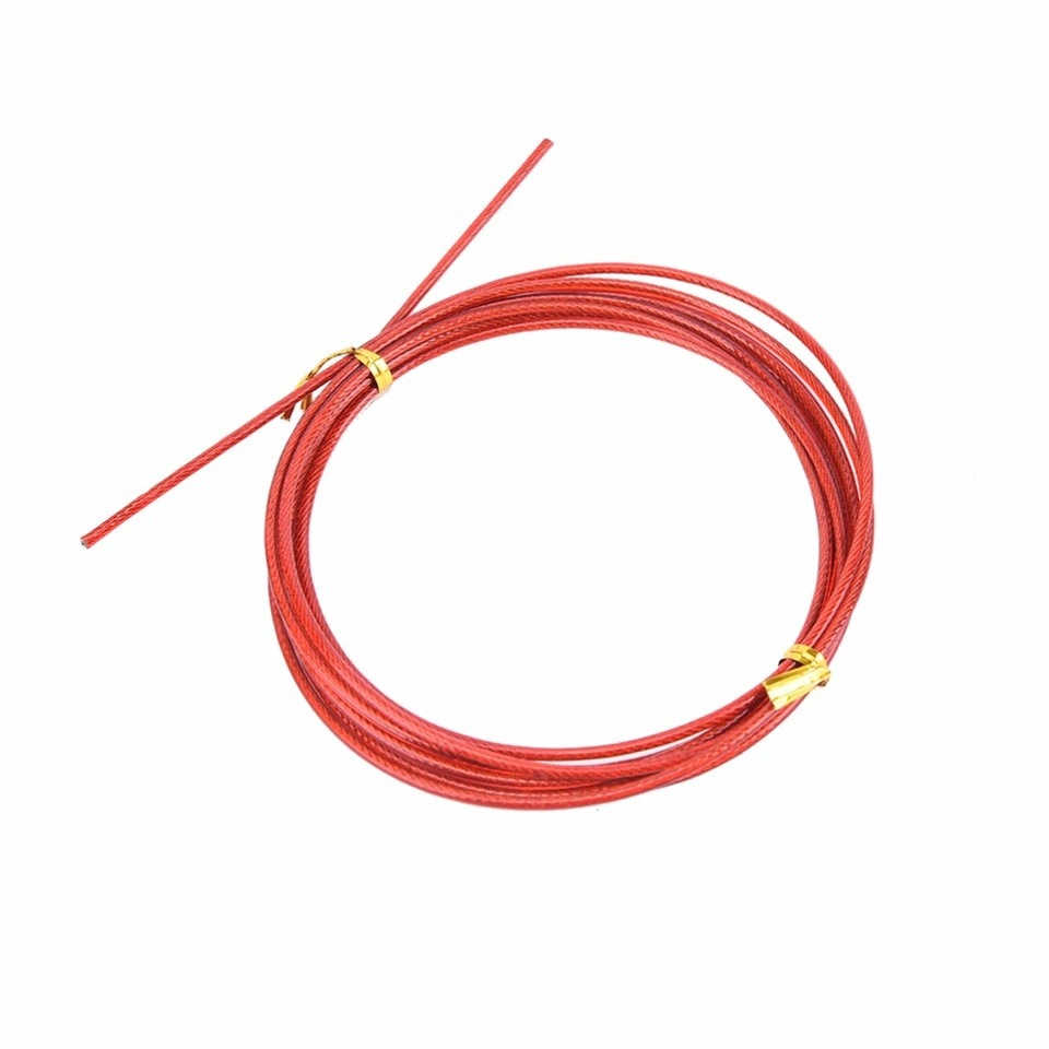 Aluminium Alloy Metal Bearing Jump Rope The Academic Test For The Junior High School Students Only Steel Wire Jump Rope   Diamet