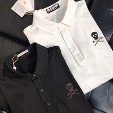 Men's Golf Autumn New Long Sleeve Casual Sports Polo-Shirt