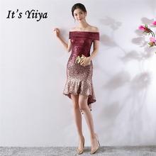 Женское платье на молнии it's yiiya белое контрастных цветов