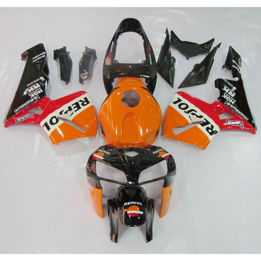 Moto nouveau Repsol INJECTION ABS carénage carrosserie Kit pour Honda CBR600RR CBR 600 RR F5 2005 2006 nouveau