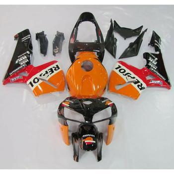 Motorcycle New Repsol INJECTION ABS Fairing Bodywork Kit For Honda CBR600RR CBR 600 RR F5 2005 2006 New
