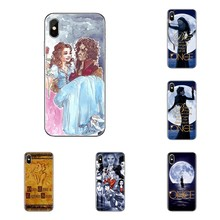 For Xiaomi Redmi 4 3 3S Pro Mi3 Mi4 Mi4i Mi4C Mi5 Mi5S Mi Max Note 2 3 4 Once Upon A Time tv show Transparent Soft Cases Covers(China)