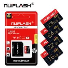 Cartão de memória de alta velocidade 8gb 16gb 32gb micro sd 64gb 128gb tarjeta microsd 32gb mini tf cartão 4gb com adaptador livre