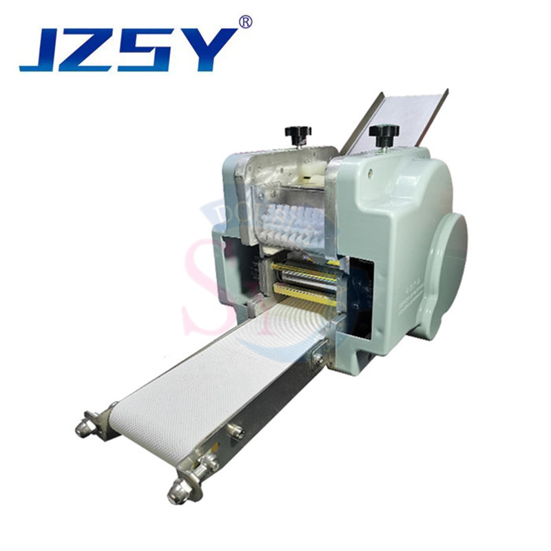 Commercial Automatic Hand-made Pie Dough Wrapper Former Machine/small Size Electric Making Dumpling Round Wrapper Making Machine