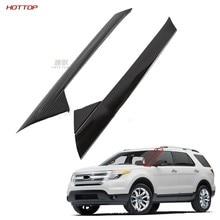 Для Ford Explorer 2011-2019 Передняя ветровая панель внешняя панель переднее ветровое стекло отделочная панель передняя Колонка блока отделочная пол...