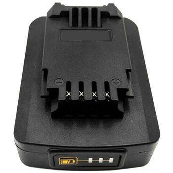 Adapter konwertera MKT18BPS pasuje czarny akumulator do baterii litowej BL 1820 30 40 akumulator litowo-jonowy 18V tanie i dobre opinie NONE Akcesoria do baterii CN (pochodzenie)