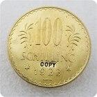 1933,1934 Austria 10...