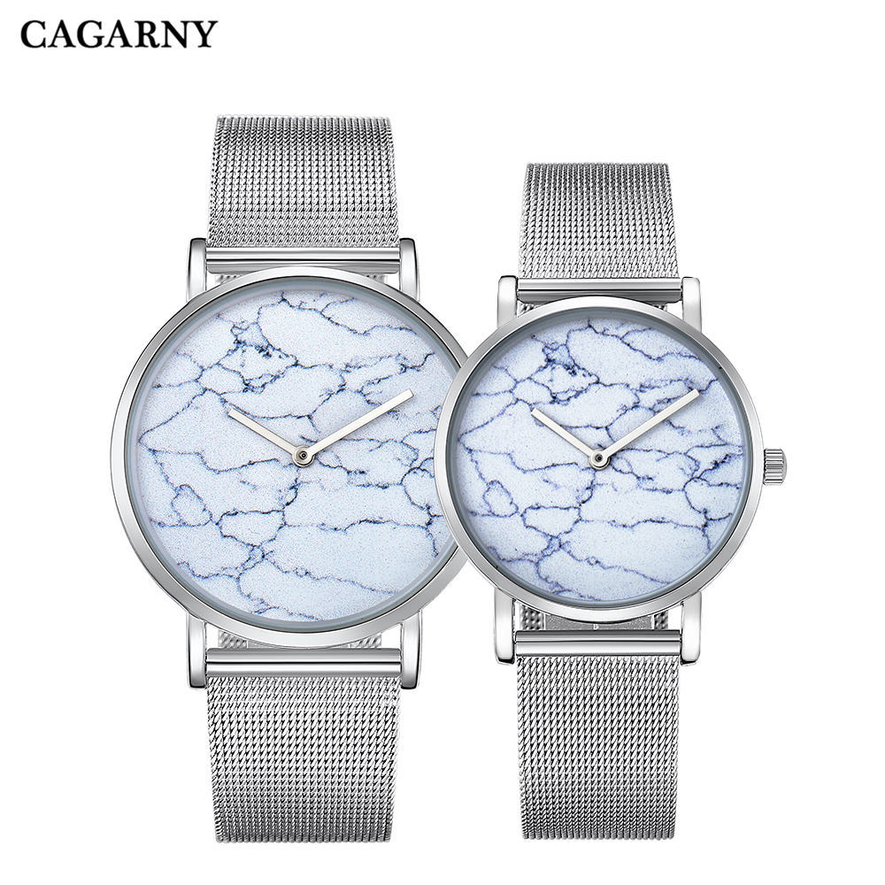 silver Watch Women Watches Ladies Creative Steel Women's Bracelet Watches Relogio Feminino Montre Femme marble pattern drop shipping men watches (15)