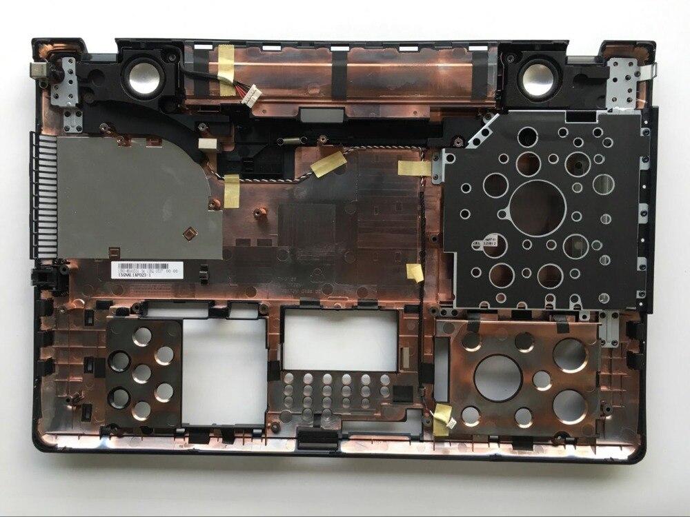 Laptop Shell For ASUS N76 N76V N76S N76VM Palmrest Upper/Bottom case cover 13N0-MHA0D31