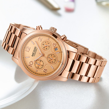 Luxury Quartz Women Watches Relogio Feminino Fashion Sport Ladies Lovers Watch Clock Top Brand Chronograph Wristwatch 2017 new watch women top brand luxury famous fashion casual wristwatch quartz watch clock ladies dress watch relogio feminino
