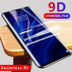 На Алиэкспресс купить стекло для смартфона soft hydrogel film for vivo s1 pro sd665 675 y93s y3 y93 standard edition full cover curved screen protector not tempered glass