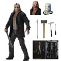 Jason Figur NECA Freitag Jason 2009 Remake Voorhees Deluxe Edition Ultimative Action Figur Spielzeug Horror Geschenk