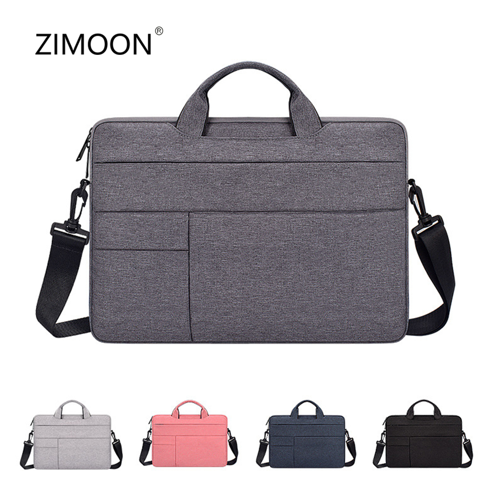 Universal Laptop Bag 13.3/14.1/15.6 inch Notebook Messenger Sleeve for Macbook Computer Handbag  Shouder Bag Travel Briefcase 1
