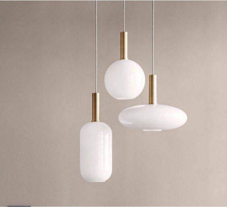 Luminaire suspendu fer pendentif LED lumières décoration de la maison E27 luminaire lampe à main