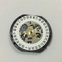 Watch-Accessories Movement Japanese VX19E Three-Point Two-Pin Window Without-Batteries