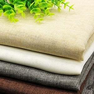 Image 1 - 100x70cm Photography Props Linen Texture Cotton Photo Studio Photography Background Brackgrop Vintage Blended Cloth Woven Fabric