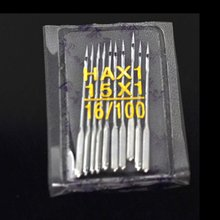 Household Sewing Machine Needles High Quality Sewing Machine Needles Household Multi-model Needles A Pack Of 10 недорого