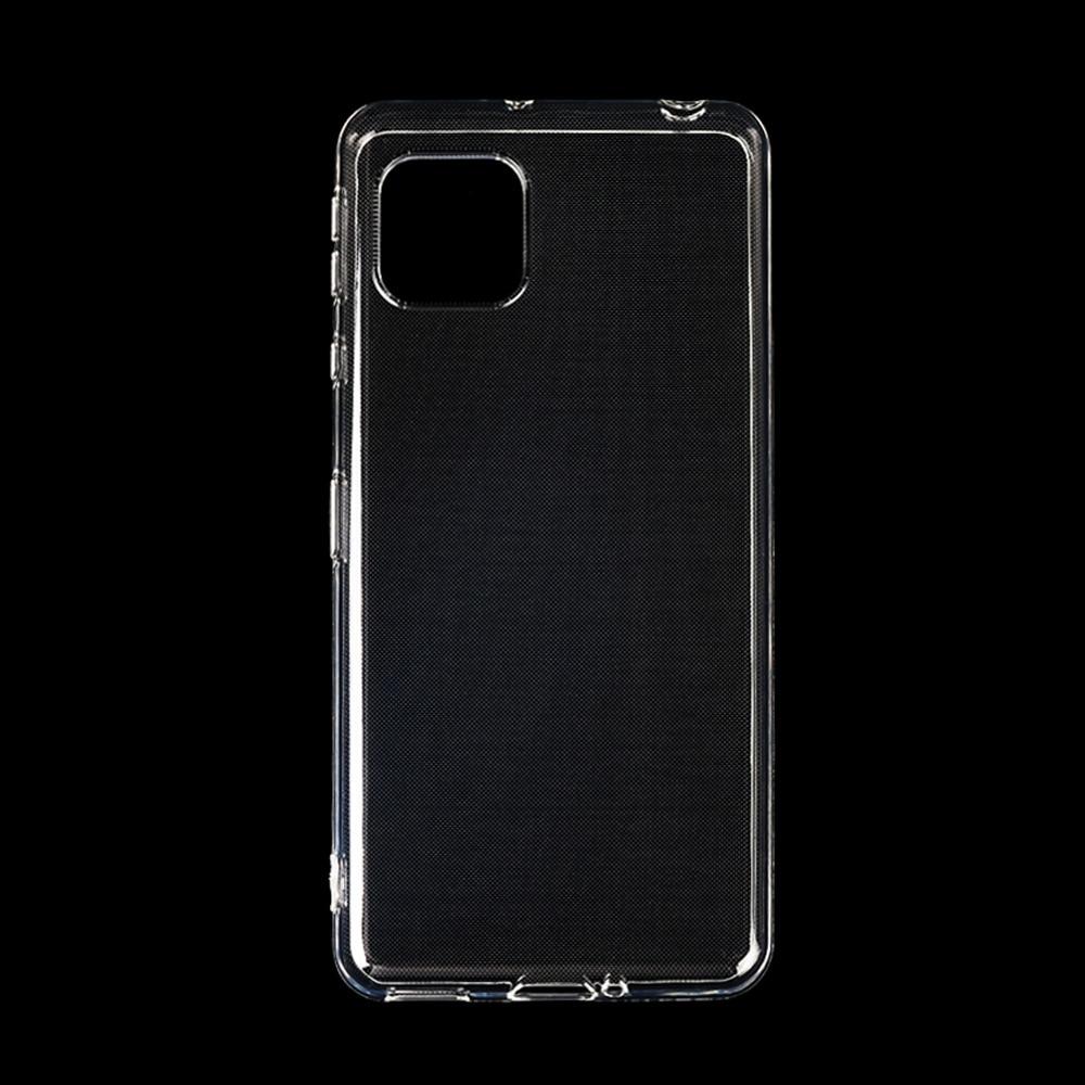 Anti-knock Anti-scratch Protective Case For Sharp Aquos Sense 4 Sense4 4G 5G Lite Transparent Soft TPU Waterproof Case Cover