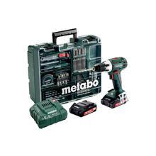 Дрель аккумуляторная METABO BS 18 LT Set(602102600