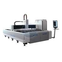 Raycus 1000 Вт 2000 Вт станок для лазерной резки листового металла 1530 волоконный лазерный резак IPG 1KW AKJ1530F3