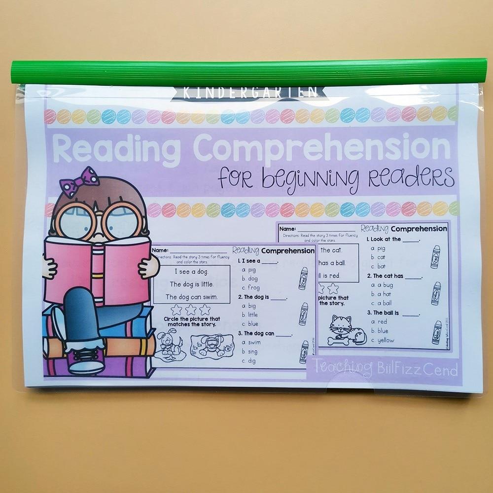 - Educational Toys Children Kindergarten Reading Comprehension For