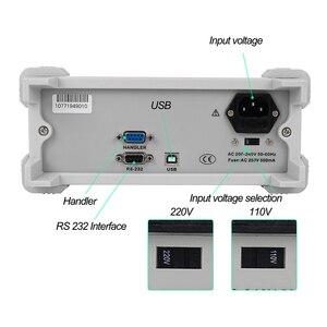 Image 4 - Medidor de probador de resistencia de capacitancia, medidor de inductancia de impedancia, Puente Digital de sobremesa, ET4501, ET4502, ET4510 L, RC