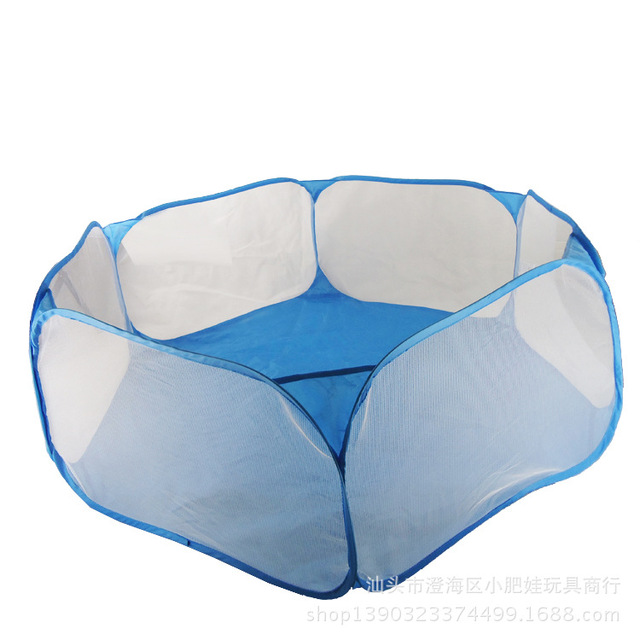 Ocean Ball Pool Children Wave Ball Tent Baby Baby Educational Toys 1-2-3 Years Old Children Play House Baby Fence Play Pen 3
