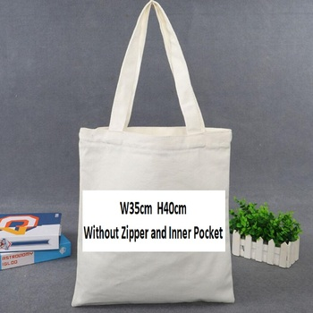 Canvas Bag Foldable Shopping Tote bag Home organization and Storage foldable shopping