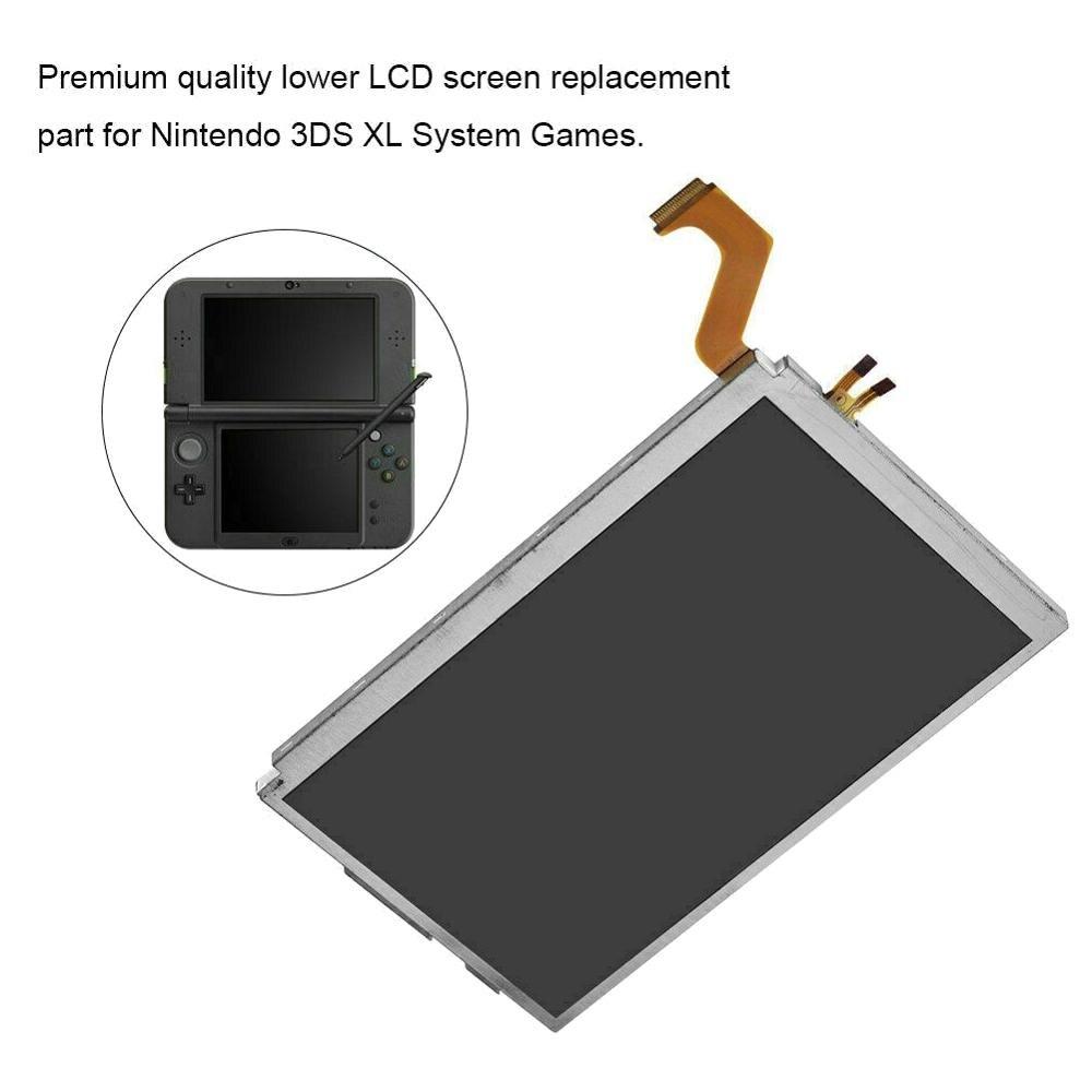 Для Nintendo Новый 3DS XL LL верхний ЖК-дисплей Экран Дисплей запасная часть топ ЖК-дисплей Экран