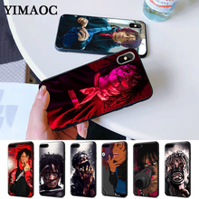 Trippie Redd Silicone Case for iPhone 5 5S 6 6S Plus 7 8 11 Pro X XS Max XR