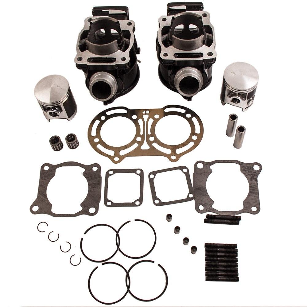 Piston Kit Include Piston Ring For 1987-2006 Yamaha Banshee 350 YFZ350 ATV