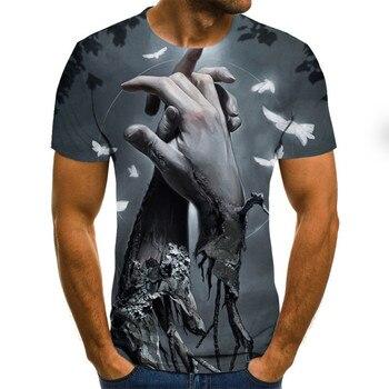 3D Gedrukt 2020 Newest 3D T-shirt 3D Summer Fashion T-shirt Graphic T Shirts Anime T-shirt Long T-shirt Anime Clothes XXS-6XL t shirt clothes for women cartoon t shirt women t shirts harajuku ricky n morty t shirt graphic t shirt top trendy t shirt woman