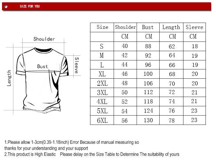 Новинка 2020 xxs 6xl мужская и женская футболка с принтом в