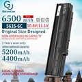 Golooloo 11.1v Bateria Do Portátil Para Acer AS09C31 AS09C71 para Extensa 5235 5635 5635Z BT.00607.073 5635G 5635ZG ZR6 BT.00607.072