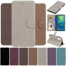 Matte Leather Flip Fundas For Frame ZTE Blade V7 V8 V9 L3 S6 AF3 A5 A510 A610 A6 Lite L5 Plus Capa Frosted Feeling Holster P08H