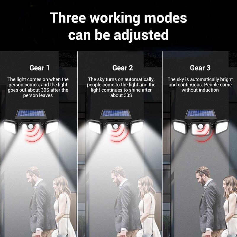 movimento luzes ajustavel 3 modos a prova 05
