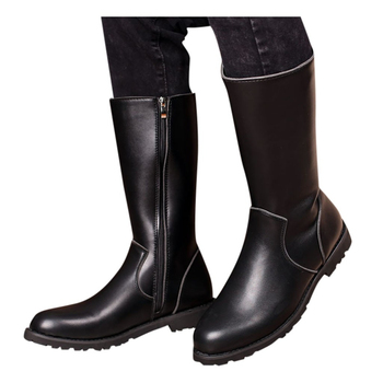 Classy Genuine Leather Boots 1