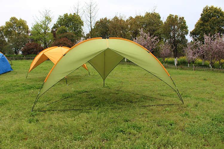 Abri soleil UV avec poteau auvent étanche auvent tente de plage parasol auvent barbecue abri solaire extérieur étanche toit tente