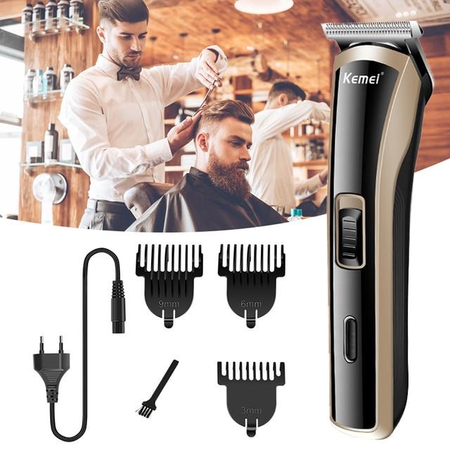 Машинка для стрижки волос Kemei KM-418