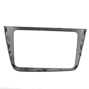 Image 5 - Podwójna DIN samochodowa ramka wykończeniowa radia dla SEAT Altea Toledo (LHD) lewa ręka stereo panel ramka zestaw do montażu na desce rozdzielczej adapter tapicerka Bezel facia