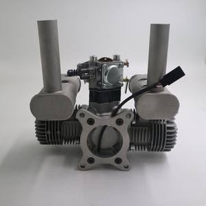 Image 2 - RCGF 31cc  31CCT Dual Cylinder Petrol/Gasoline Engine for RC Airplane