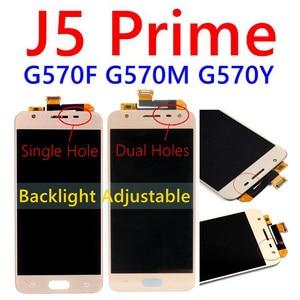 "Image 2 - עבור 5.0 ""SAMSUNG GALAXY J5 ראש LCD תצוגת מסך מגע עבור SAMSUNG J5 ראש LCD On5 2016 G570F/DS G570M החלפת מסך"