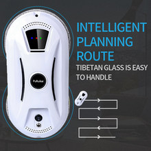 Ultra thin Robot vacuum cleaner window cleaning robot window cleaner electric glass limpiacristales remote control for home