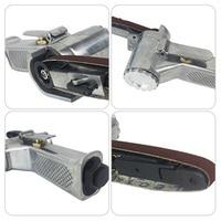 Pneumatic Air Belt Machine Sander Grinding Polishing 330mm×10mm 16000R.P.M 100% Brand New And High Quality