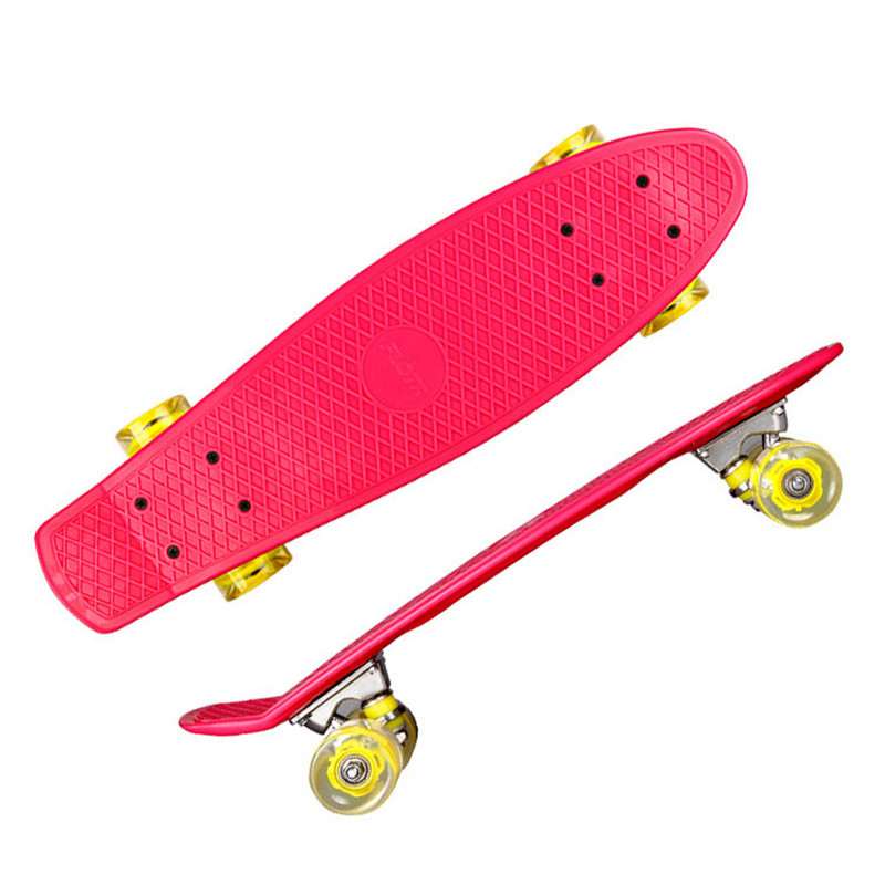 Small Fish Board Skateboard Plastic Skateboards Street Boards