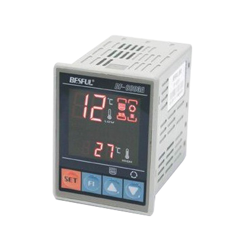 AC 85V-265V Dual Digital PID Temperature Controller Control Thermostat Thermal
