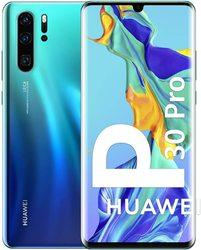 Huawei P30 Pro 8 ГБ/256 Гб Две Sim-карты Aurora Blue
