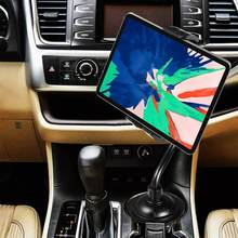 Universal Mobile Phone Car Cup Holder Phone Mount Adjustable Gooseneck Cradle for Cell Phone iPhone Xs xiaomi