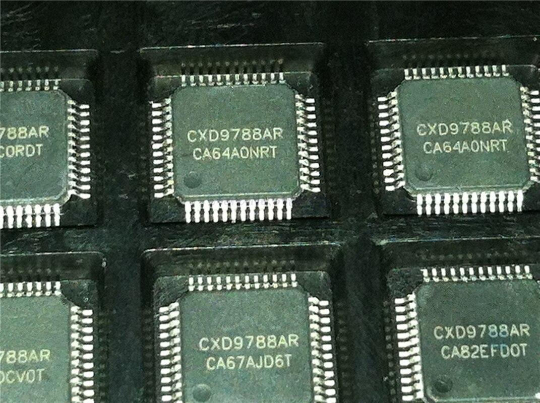1pcs/lot CXD9788AR CXD9788 TQFP-48 In Stock